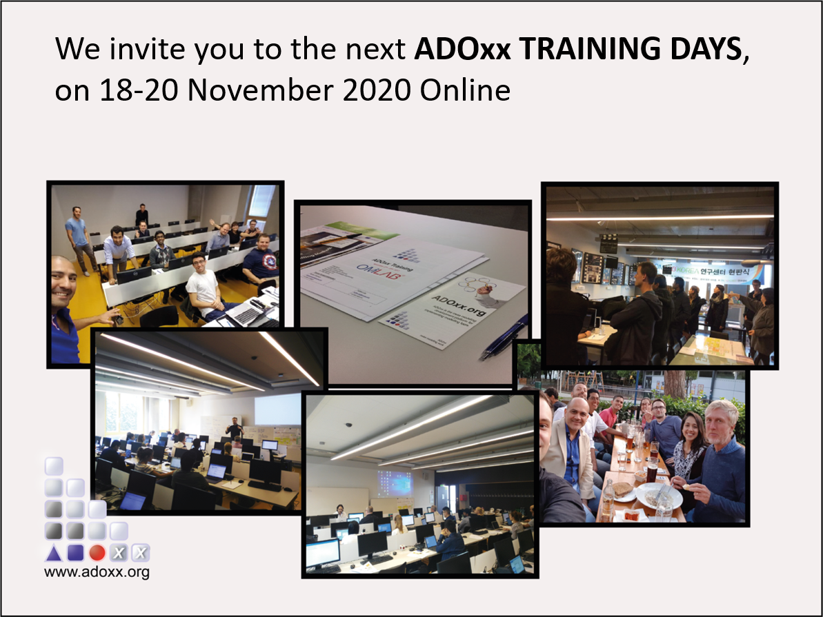 ADOxx Training